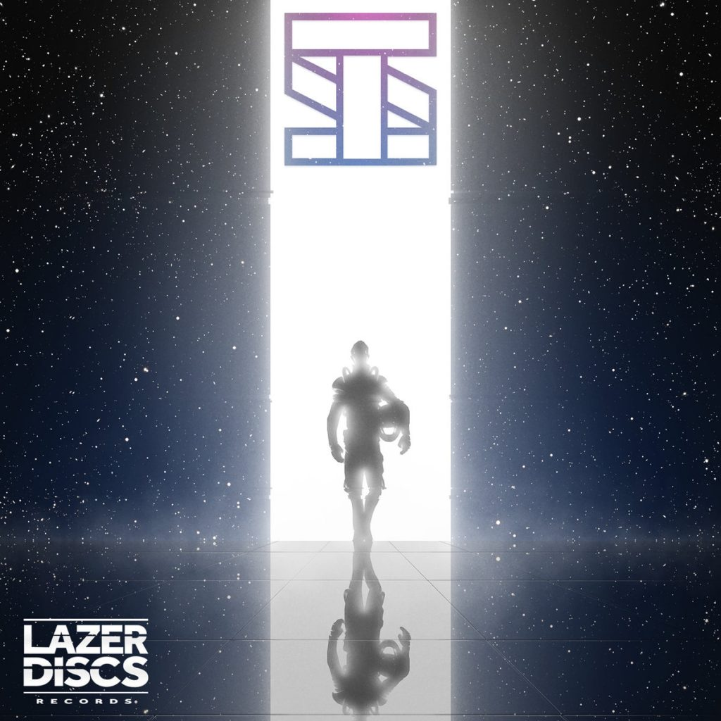 "Portada del álbum ""Starcrash"" (2017), de Stilz"