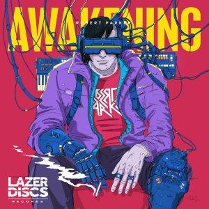 "Portada del álbum ""Awakening"" (2017), de Robert Parker"
