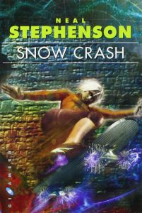 Snow Crash (1992), de Neil Stephenson