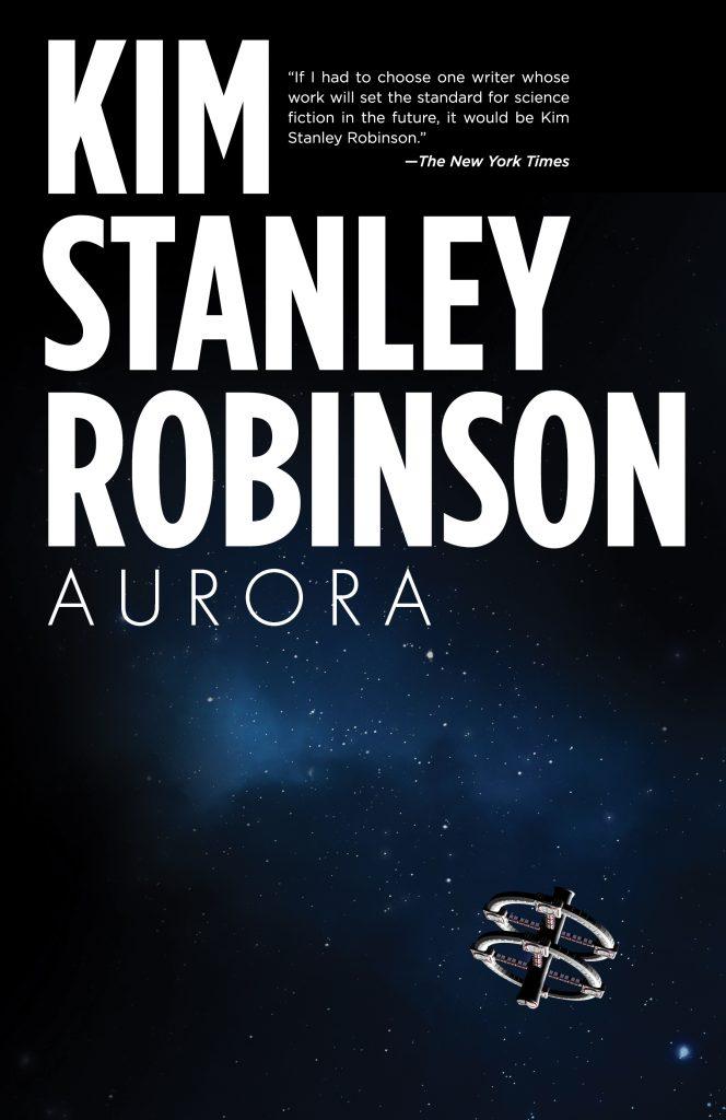 Aurora (2015), de Kim Stanley Robinson